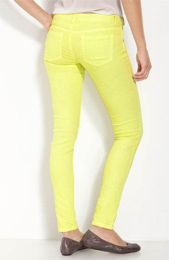 Yellow Jeans!