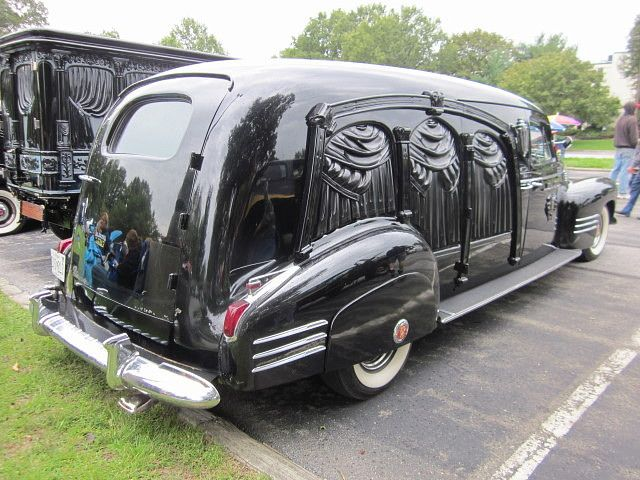 17 Best Images About Vintage Hearses Funeral And Flower