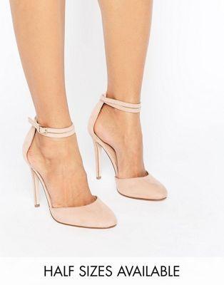 ASOS – PLAYDATE – Schuhe mit hohem Absatz