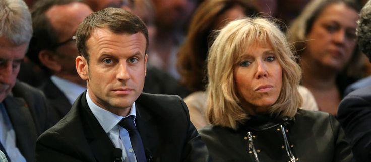 Emmanuel Macron : des repas de famille « agités » avec sa femme Brigitte et ses beaux-enfants