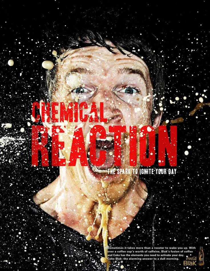 Coke Blak: Fusion, Chemical Reaction
