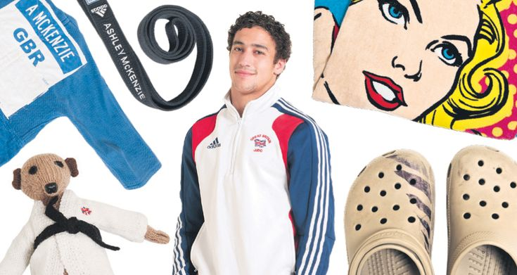 Olympics 2012: judo star Ashley McKenzie's kit | Sport | The Guardian