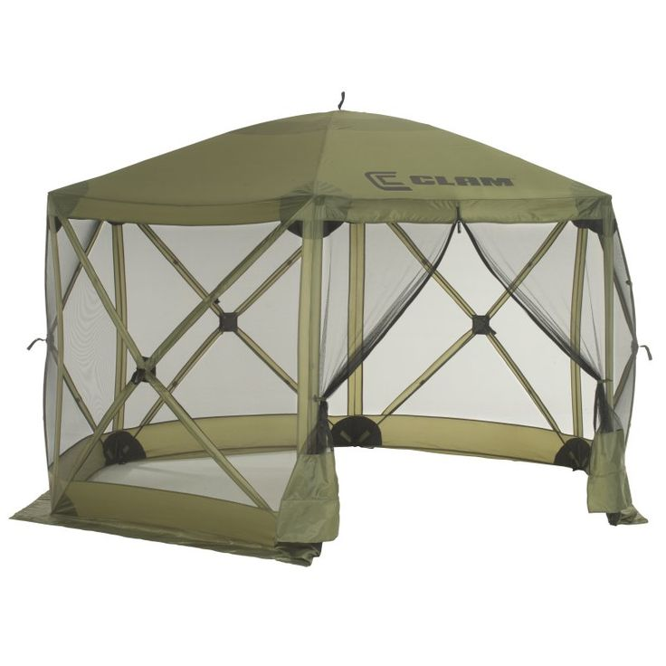 clam 1660 mag 12 hub screen canopy a simple and quick solution to keeping the bugs away the clam 1660 mag 12 hub screen canopy will keep you and your - U Shape Canopy 2015