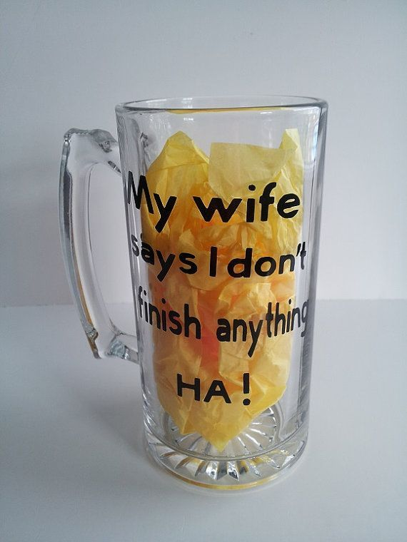 1000+ ideas about Beer Mugs on Pinterest | Wine Glass, Painted ...