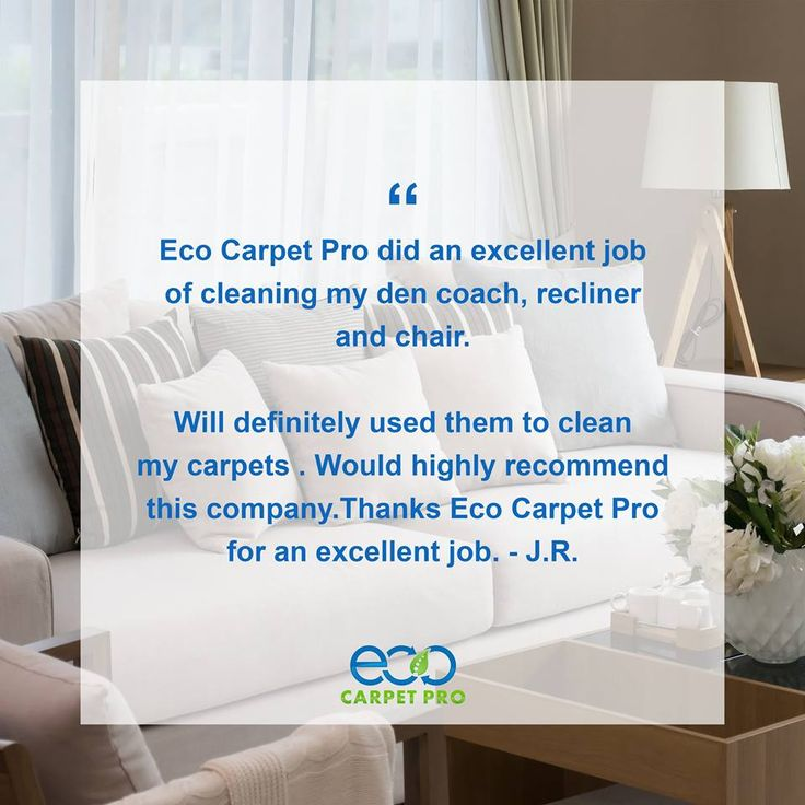 We love serving Virginia!  Learn More: http://bit.ly/EcoCarpetPro