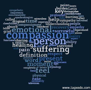 Sensitief, betrokken en empatisch.
