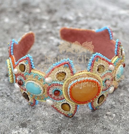Images about bead fabric work beaded on pinterest