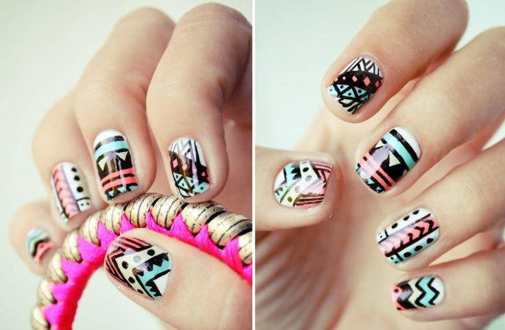 nail art   ... dit bloggen delen op twitter delen op facebook i heart this nail art
