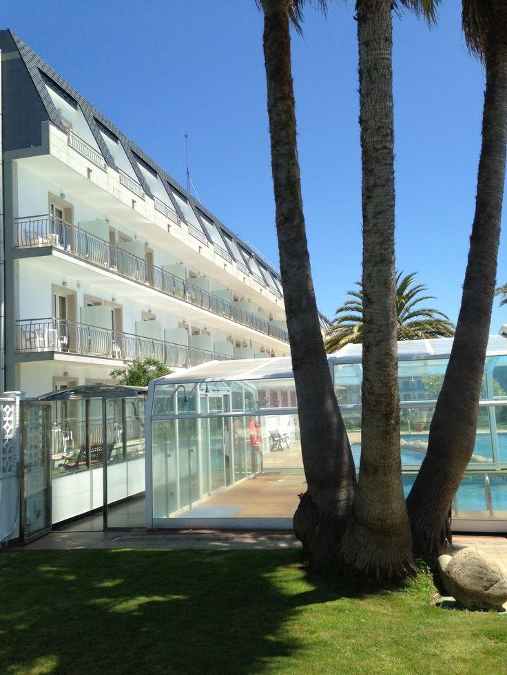 Exteriores - Hotel Nuevo Vichona - Sanxenxo - Pontevedra - Galicia