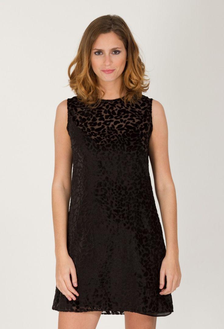 Vestido Cool negro