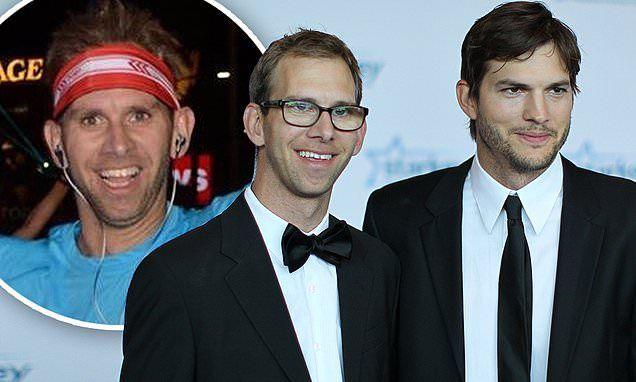 Ashton Kutcher S Twin Brother Michael Embarks On Organ Donation