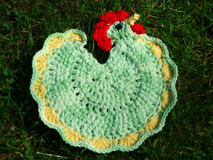 17 Best images about Potholders..(agarraderas) on ...
