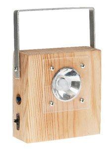Zseblámpa 10 mm LED izzóval - OPITEC-Hobbyfix - kreatív hobby és művészellátás - Márkák szuper áron!