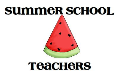 Another pinner's Pinterest board with Summer school theme.