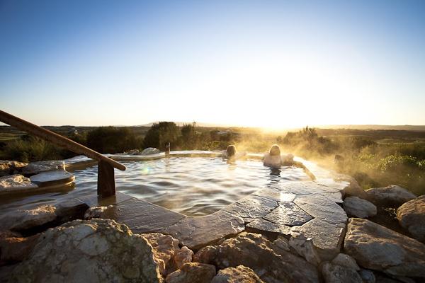 Melbourne's Mornington Peninsula HOt Springs