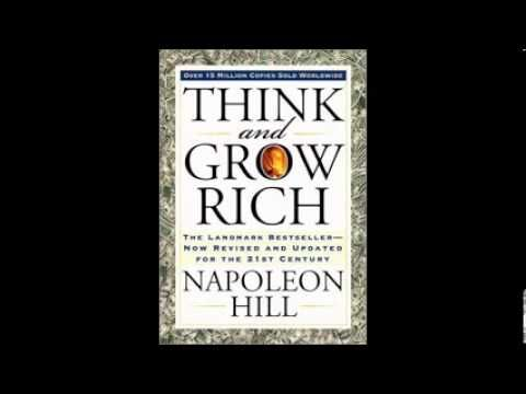 youtube think and grow rich pdf