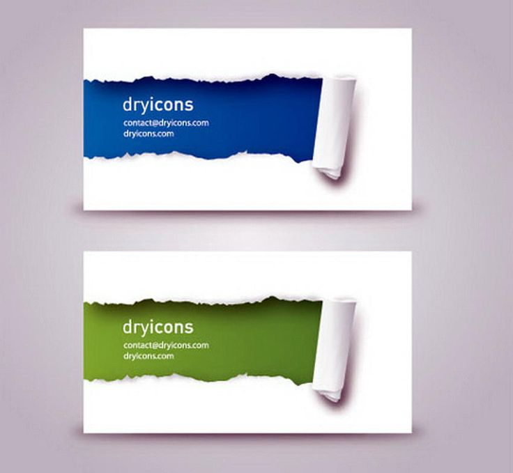116 best name card images on Pinterest Business card design - name card