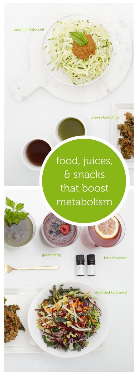 A certified organic juice cleanse created specifically to boost metabolism by a dietician that includes meals!