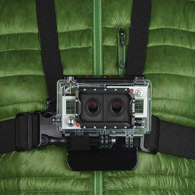 GoPro 3D Dual HERO System
