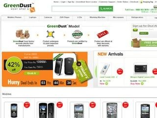 Greendust - Get Greendust coupon codes, promo codes, deal codes, discount codes and save more on your shopping