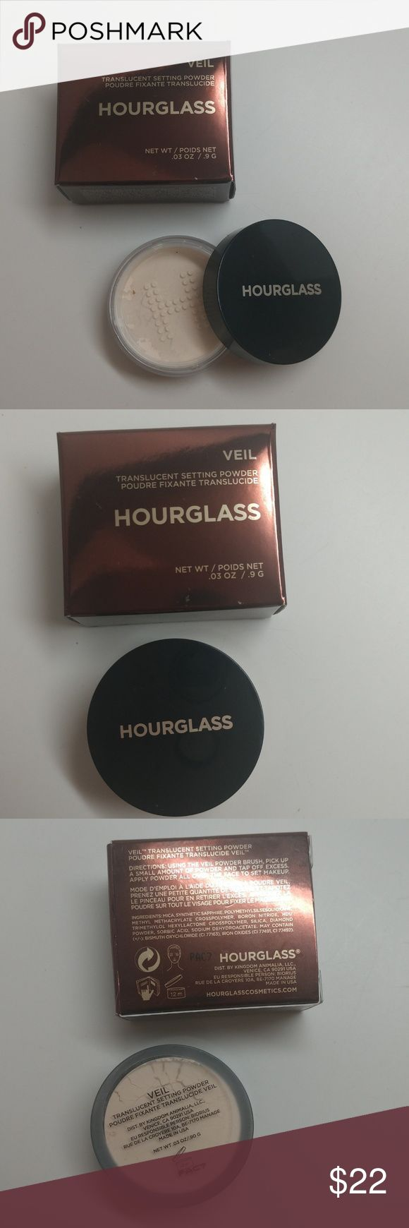 Hourglass Setting Powder Setting Powder Travel Size Products Hourglass Makeup