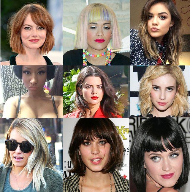 cabello corto la nueva tendencia