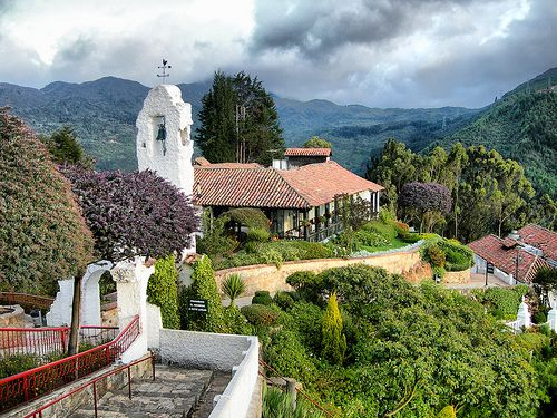 Restaurante Casa San isidro, Monserrate #colombia