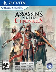 Boxshot: Assassin's Creed Chronicles by UbiSoft