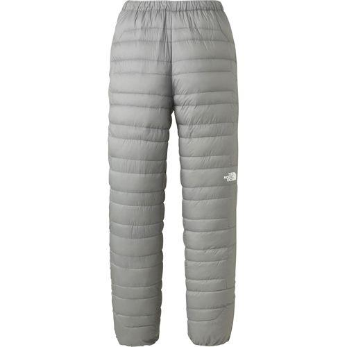 ザ・ノース・フェイス [THE NORTH FACE] サンダーパンツ(レディース) Thunder Pant 商品型番 NYW81405 23,760円(税込) ダウンと化繊綿を融合させたハイブリッドダウンパンツ。ダウンと化繊綿を混合させることによりダウンの良さである保温・軽量性、化繊の良さである濡れてもロフトを損なわない双方の長所を取り入れました。表地にはPERTEX Quantum、裏地にもPERTEX Quantum GLを採用し耐久性・軽量性に優れます。 【Fabric】 <表地>PERTEX Quantum(ナイロン100%) <中わた>PRIMALOFT Insulation Down Blend(ダウン54%、ポリエステル40%、その他の羽毛6%) <裏地>PERTEX Qunatum GL(ナイロン100%) 【Function】 スタッフサック付き 【原産国】 中国