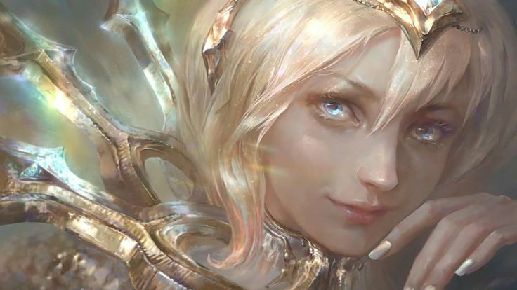 league of legends - Elementalist Lux