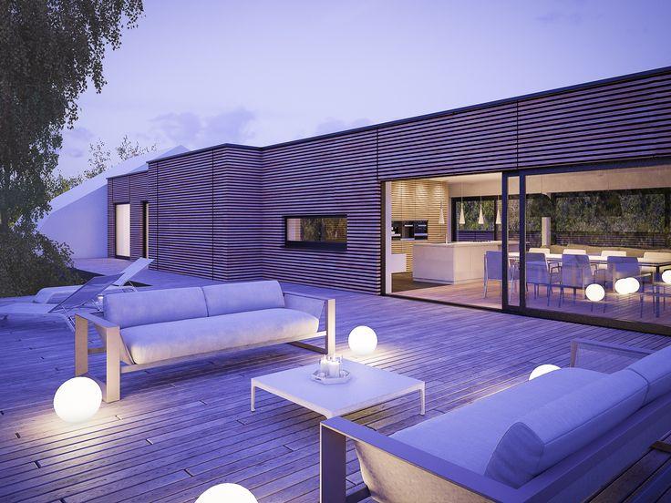 Immeuble de logements Arcitecte: www.vasistas.be Image: www.perspectif.be