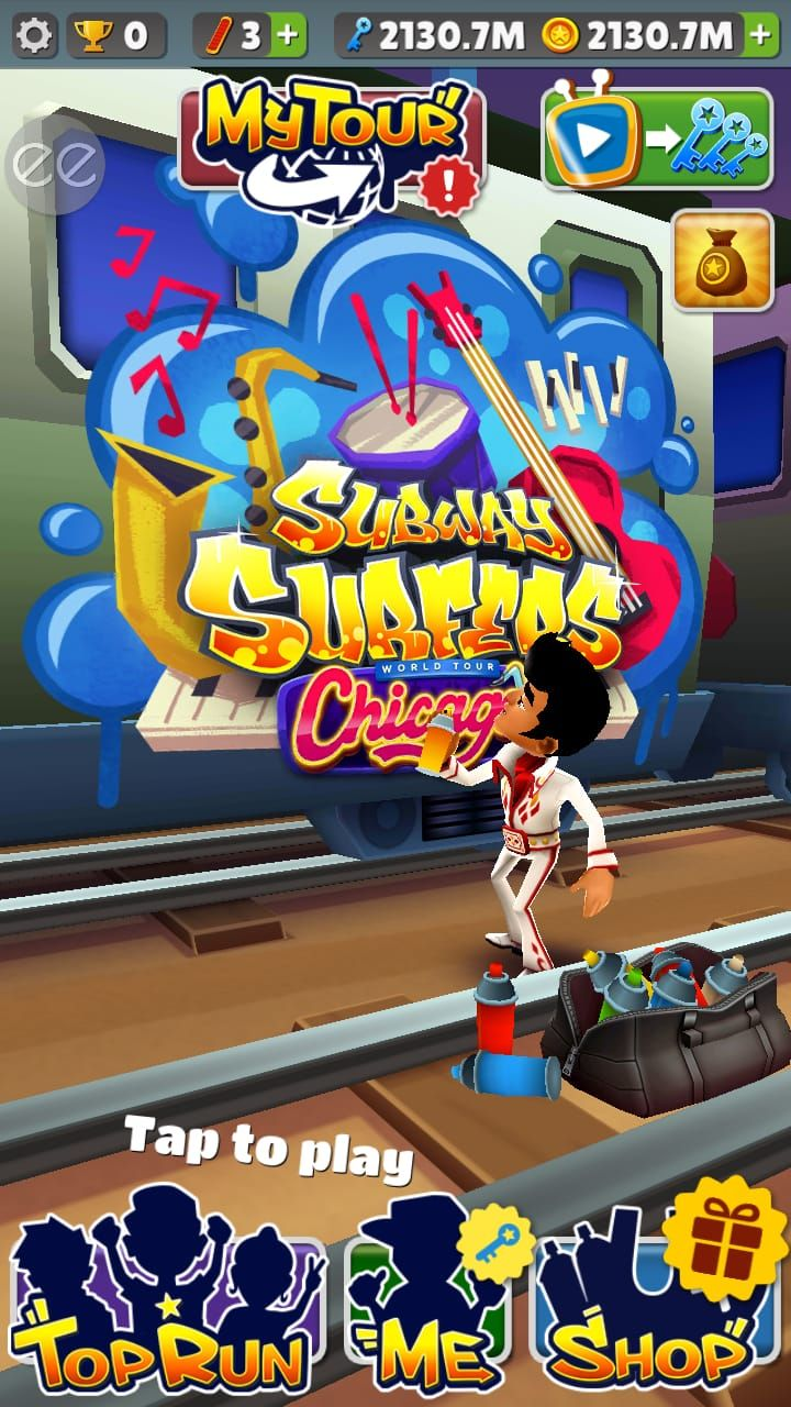 Subway Surfers Mod Apk Download Now Subway Surfers Subway Surfers Game Best Android Games