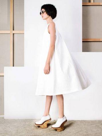 Vega Zaishi Wang S/S 2014 Collection