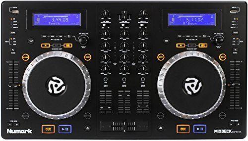 Numark Mixdeck Express - http://djsoftwarereview.com/most-popular-dj-mixers/numark-mixdeck-express/ #DJMixer, #DJequipment, #PioneerDJ, #Music Mixer, #DJApp, #DJSoftware, #DJTurntables, #DJLighting