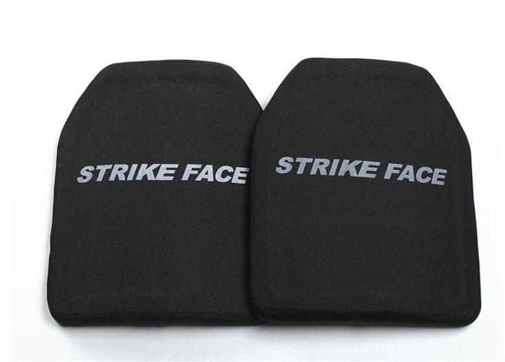 PE NIJ IIIA Bulletproof Panel/NIJ 3A Stand Alone Ballistic Panel/NIJ level 3A Body Armor Plates Free Shipping