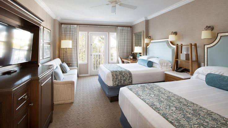 Room With A View: Disney's Beach Club Resort