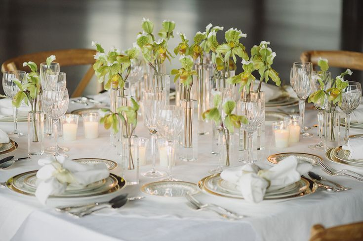 Hudson Valley Minimalist Loft Wedding With Tropical Detailing