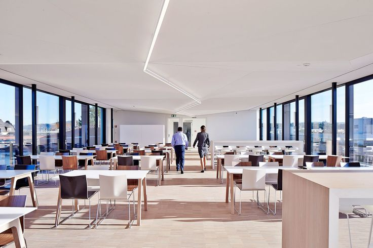 Burckhardt+Partner AG, Mark Niedermann · Conversion and Reconstruction of Headquarters Nationale Suisse in Basel · Divisare