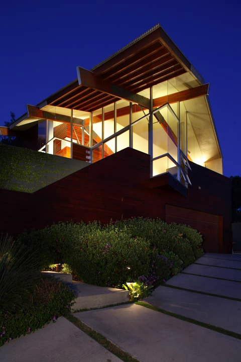 modern home in laguna beach by horst architects