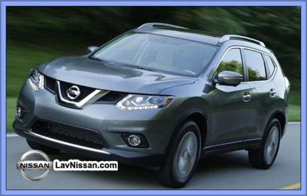 2014 Nissan Rogue Review and Price Nissan rogue sv