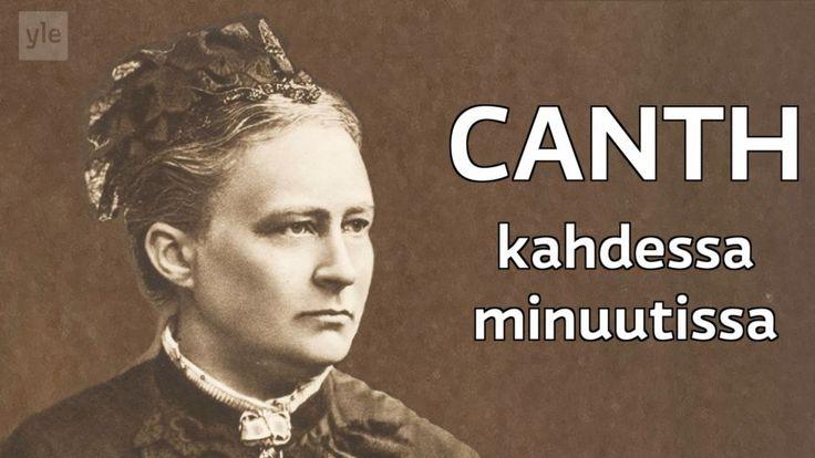 Minna Canth kahdessa minuutissa | Finska - Vetamix | TV | Areena | yle.fi