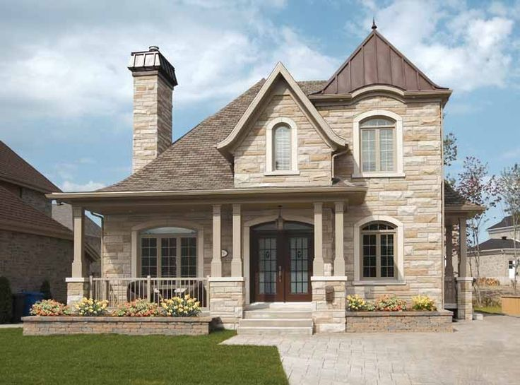eplans european house plan four bedroom new american home 2021 square feet and 3 - Tiny Tower 3 Bedroom Home Design