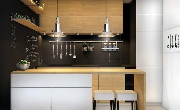 Drugie Miejsce Zajela Katarzyna Lenart Z Wyzszej Szkoly Ekologii I Zarzadzania W Warszawie Kitchen Design Kitchen Room Kitchen