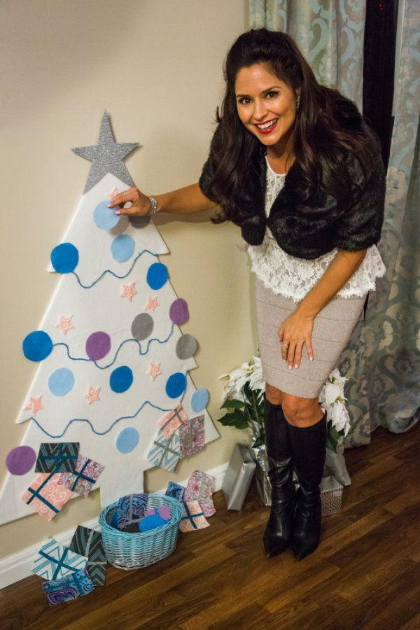 Tanya Memme's Interactive Christmas Tree | Home & Family | Hallmark Channel