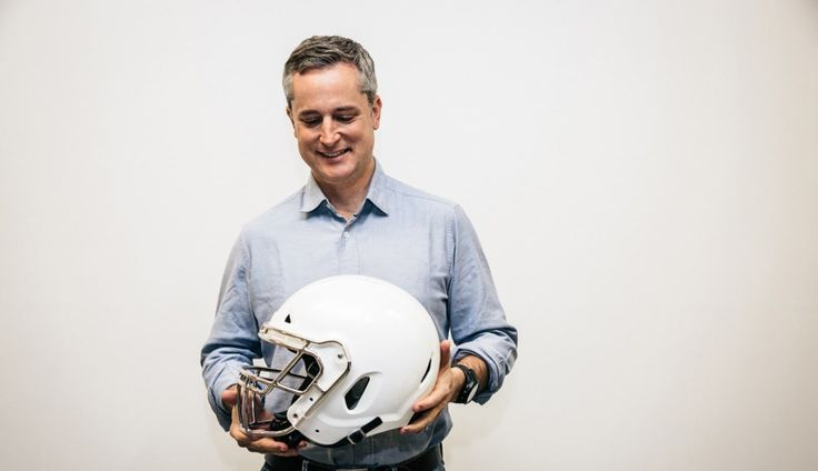 There's a new 'safest' football helmet for sale. Now can anyone afford it?