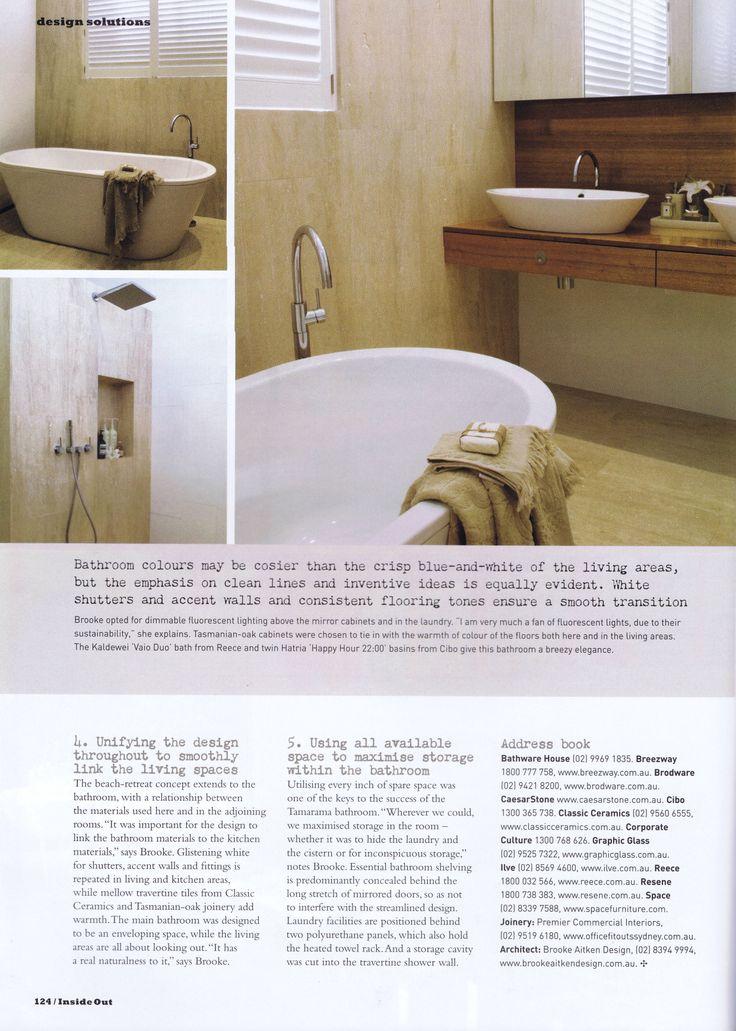 Inside Out Jan Feb 2010 Page 4                Brooke Aitken Design