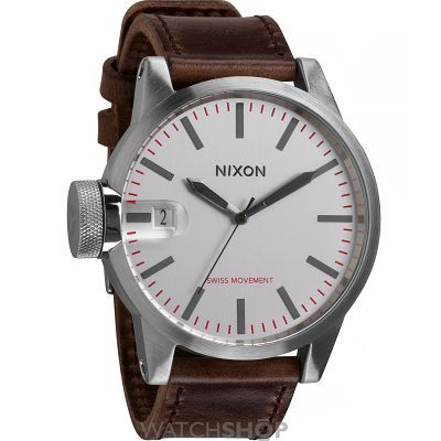 Mens Nixon The Chronicle Watch A127-2113
