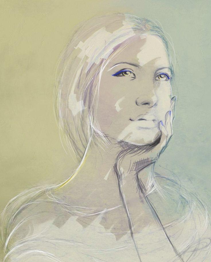 The Stars In Her Eyes by Muchico on DeviantArt