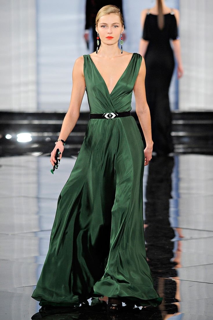 Ralph Lauren Fall 2011 RTW - Review - Collections - Vogue
