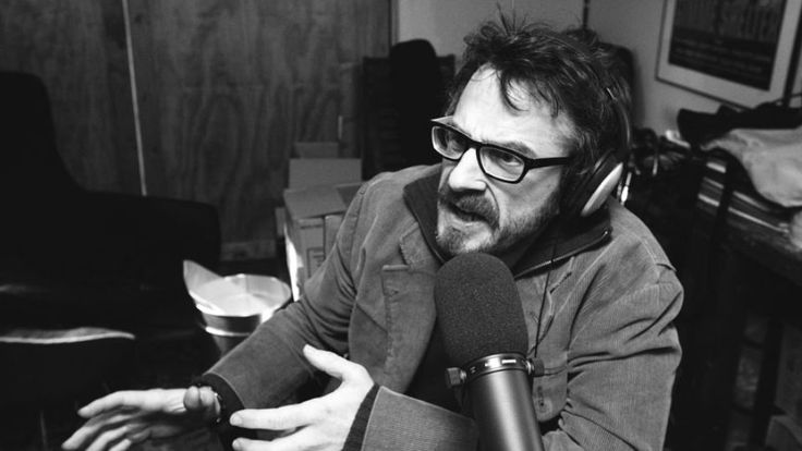 iTunesCharts.net: 'WTF with Marc Maron Podcast' by Marc ...